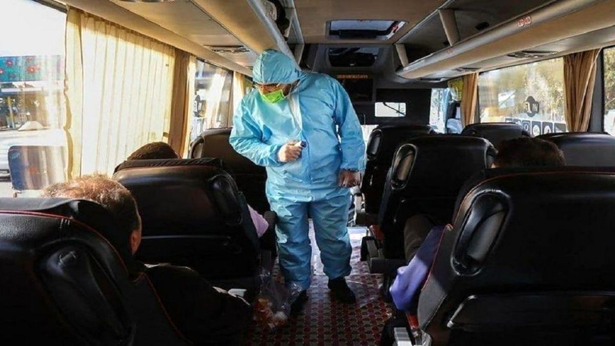 فروش بلیت نوروزی اتوبوس با طعم کرونا