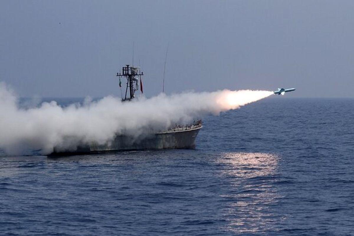 موشکهای کروز دریایی اهداف خود را مورد اصابت قرار دادند