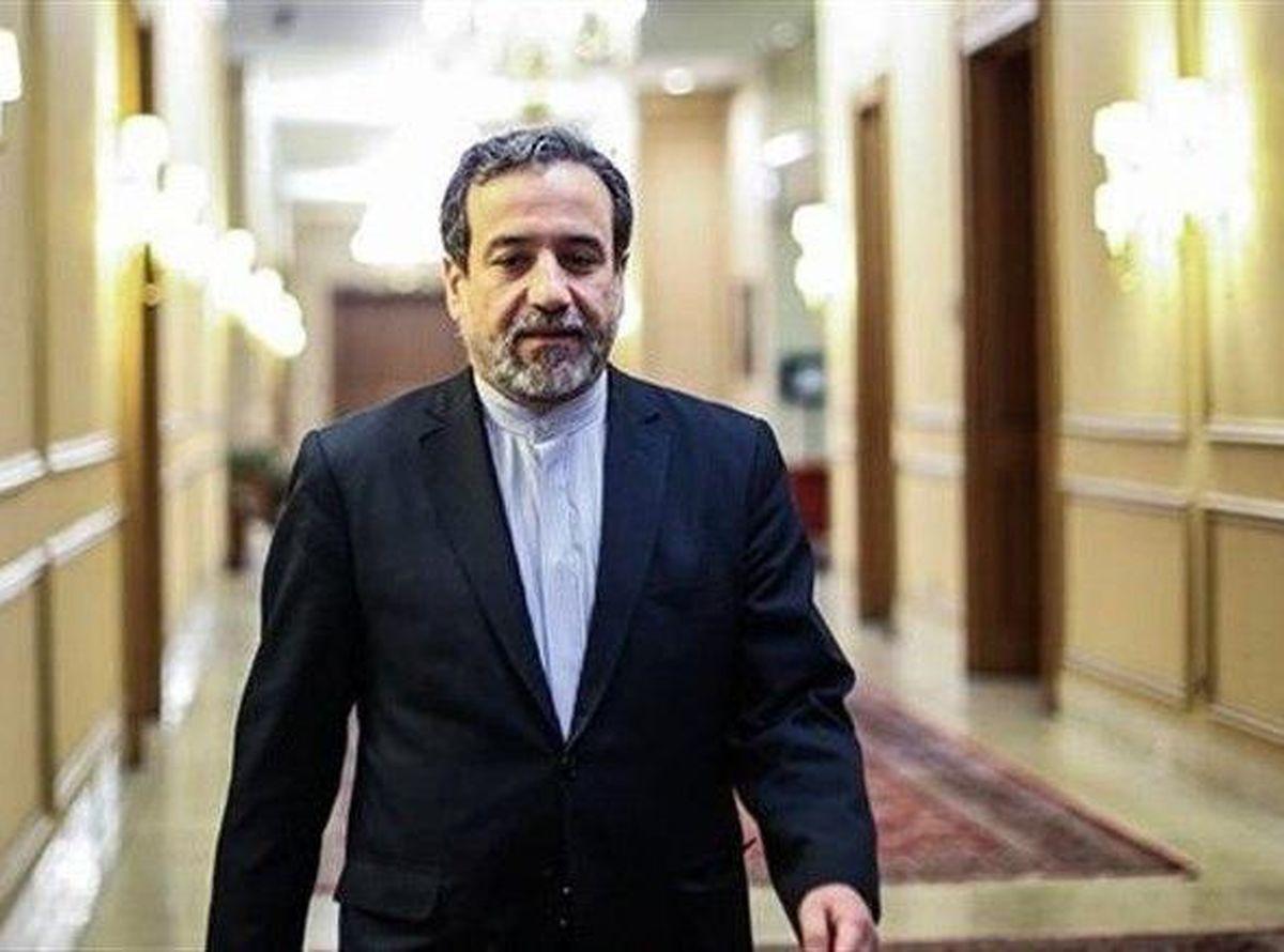 عراقچی: اقدام ایران در ۵ اسفند بهمنزله خروج از برجام نیست