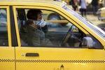 وضعیت گنگ تست کرونا رانندگان تاکسی