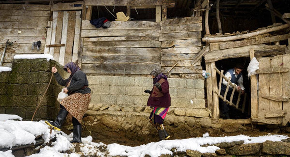 ۵۷ روستای فریدونشهر با دمای منفی ۱۲ درجه گاز ندارد