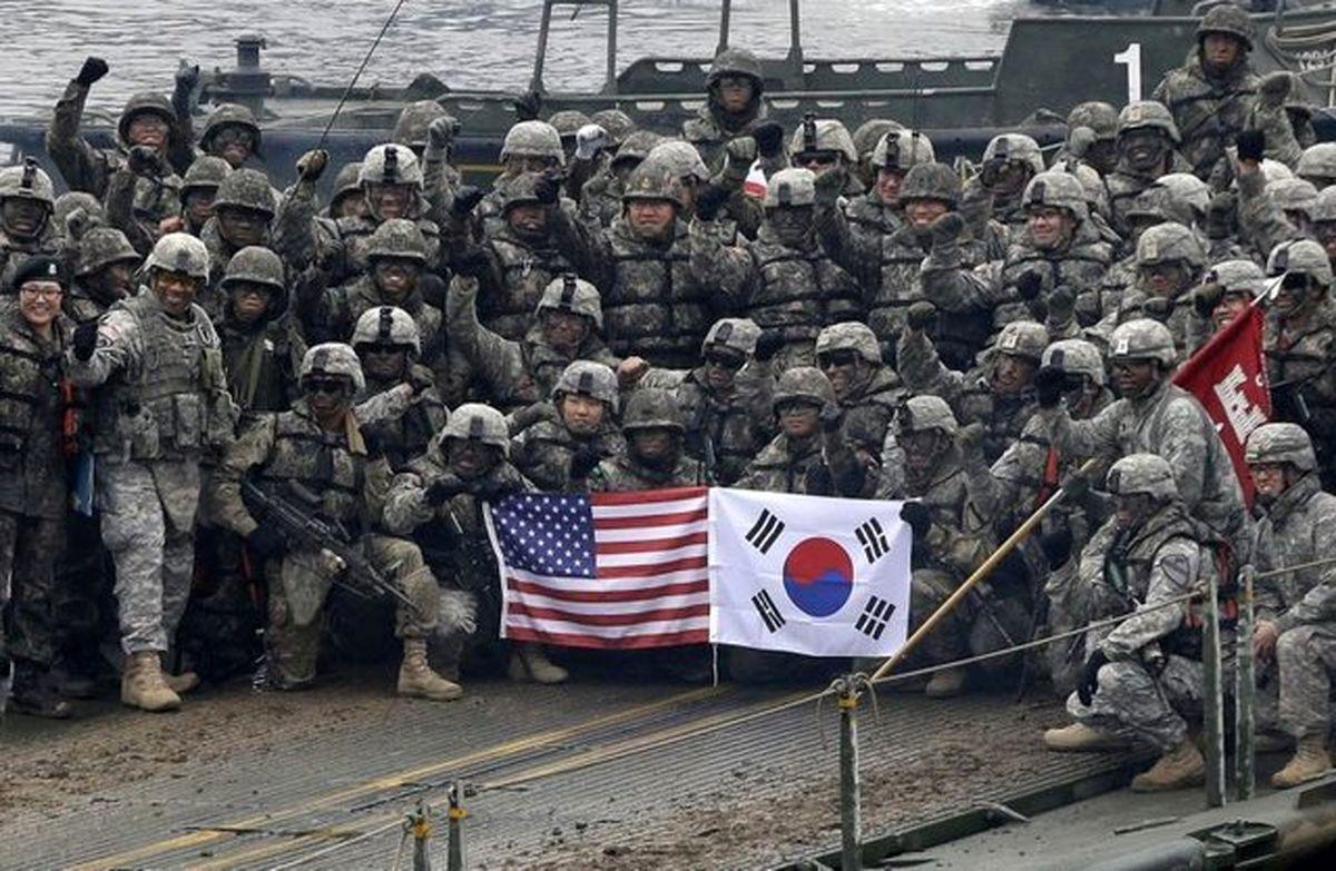 توافق آمریکا و کره جنوبی درخصوص قرارداد جدید تشریک هزینه نیروها