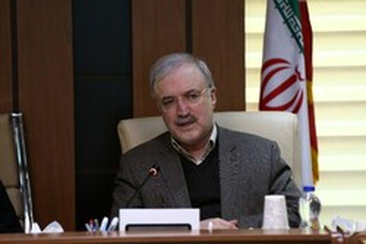 نمکی: ایران تا سه ماه آینده صادر کننده واکسن کرونا می شود