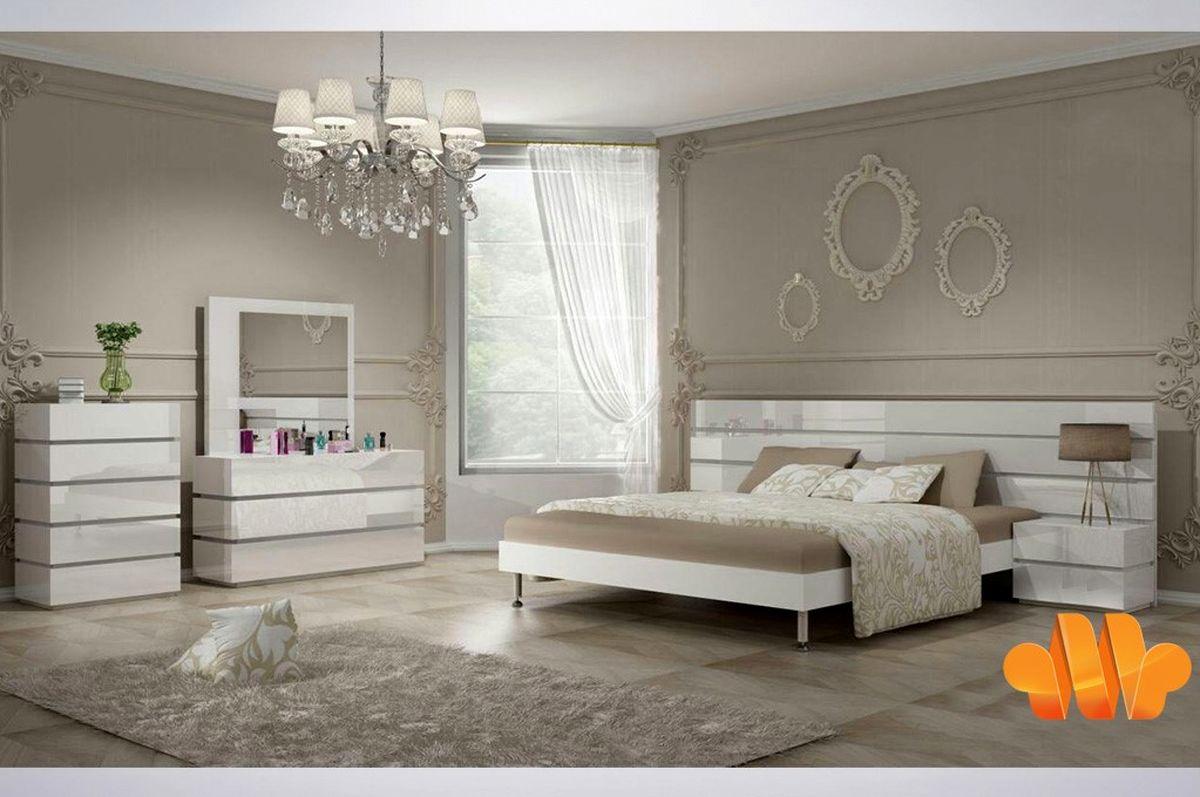 راهنمای انتخاب تخت خواب دو نفره مناسب خانه های کوچک