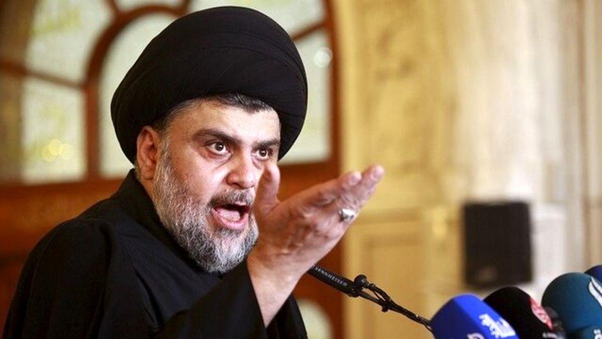 مقتدی صدر: دولت نباید در برابر حملات به دفاتر دیپلماتیک بیتفاوت بایستد