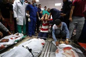 افزایش شمار شهدای غزه به ۲۱۹ نفر