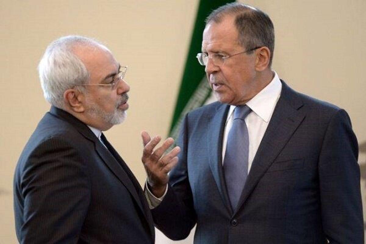 روسیه: لاوروف و ظریف در مسکو دیدار میکنند