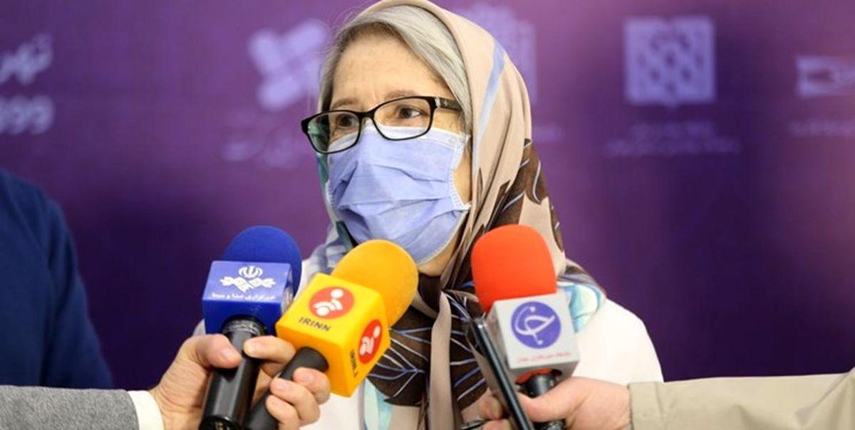 مینو محرز: ورودی بیمارستانها افزایش یافته است