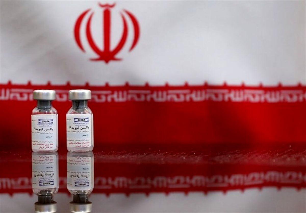 واکسن ایرانی روی کرونای انگلیسی مؤثر است