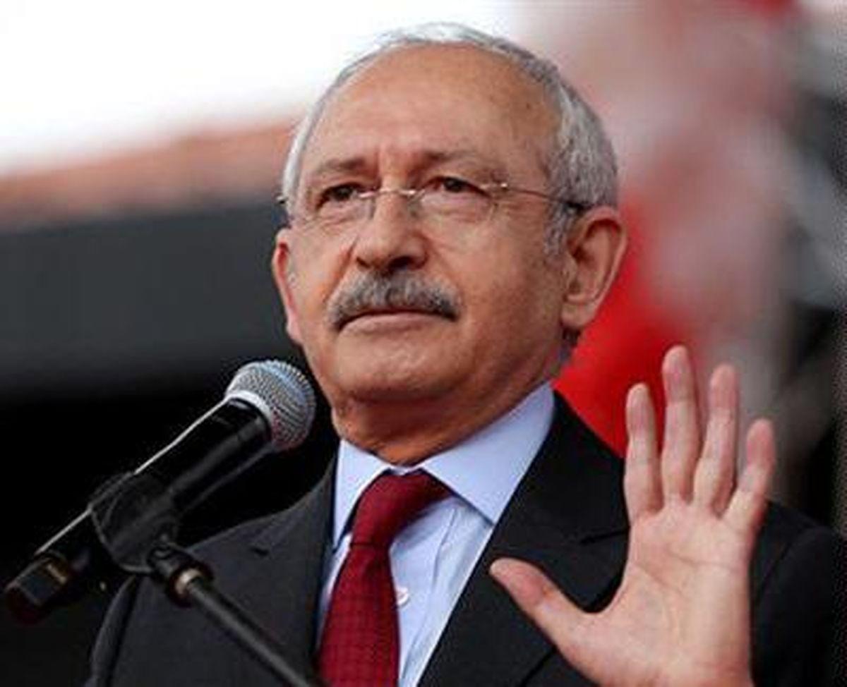 قلیچدار اوغلو: چهار فصل قانون اساسی ترکیه تغییر نمیکند