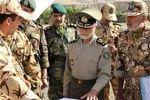 فرمانده کل ارتش از نحوه آموزش دانشجویان خارجی در دافوس بازدید کرد