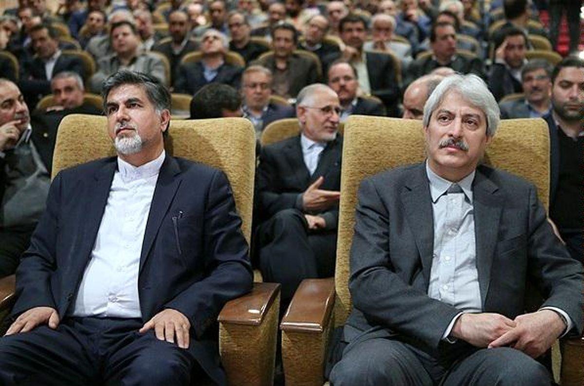امضای قضاوی و پاریزی زیر فیشهای حقوق و پاداشهای نجومی مدیران روحانی!
