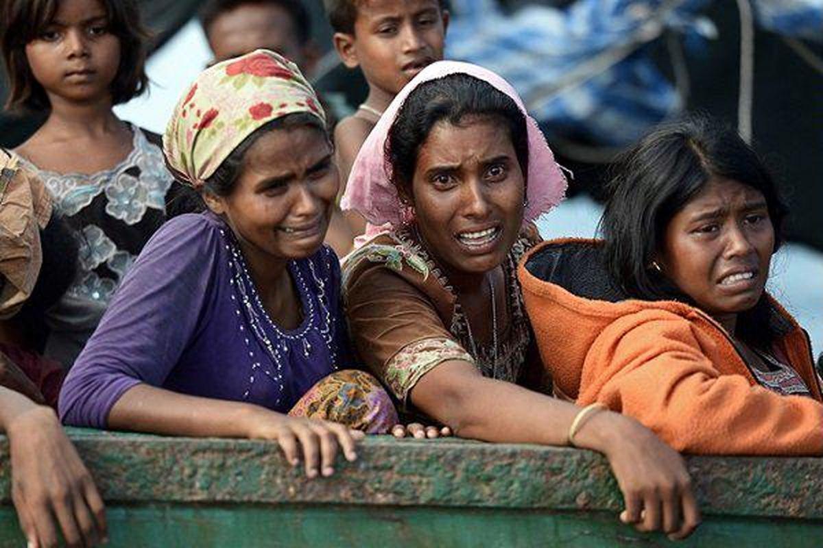 آغاز گرسنگی،تشنگی و بیماری برای آوارگان بیپناه