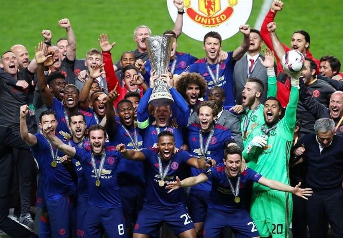 منچستر با شکست آژاکس قهرمان شد/ شیاطین سرخ در جمع ۵ فاتح هر ۳ جام اروپایی