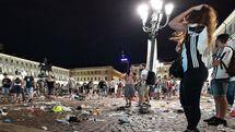 شمار مجروحان تورین به ۱۴۰۰ نفر افزایش یافت/ حال ۸ زخمی وخیم است + تصاویر
