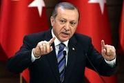 اردوغان، تهران را به