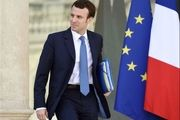 ماکرون: کنارهگیری بشار اسد یک پیششرط نیست