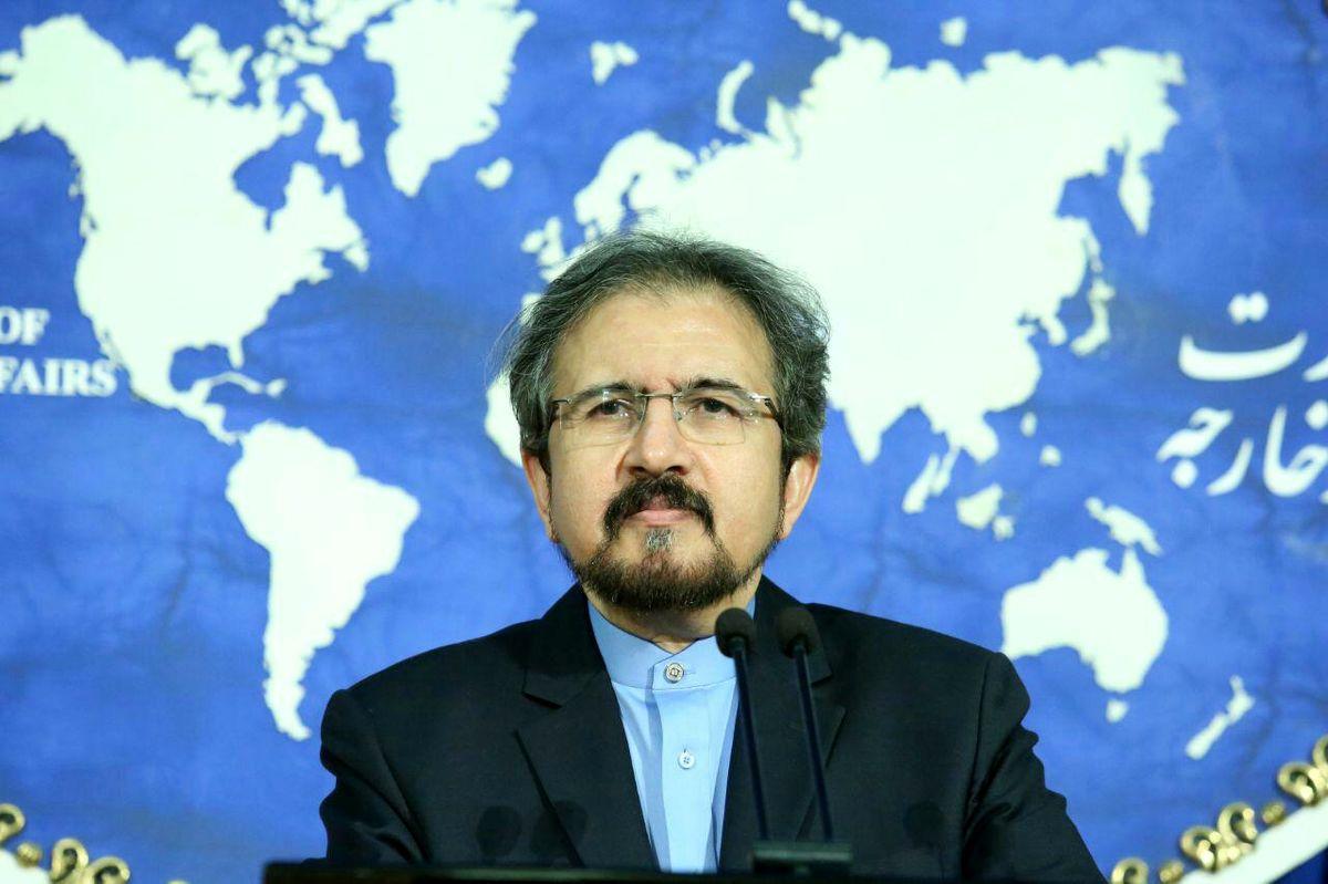 ابراز تاسف و همدردی ایران از وقوع حادثه سیل و رانش زمین در چین