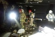 انفجار ساختمان مسکونی در دربند