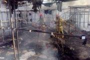 دادستانی دستور بررسی علت آتشسوزی کرج را صادر کرد