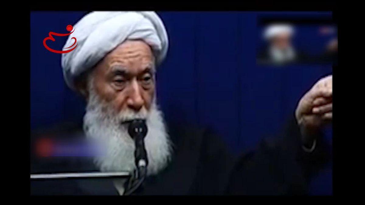 صحبتهای کمتر شنیده شده مرحوم حاج آقا مرتضی تهرانی درباره رهبر انقلاب