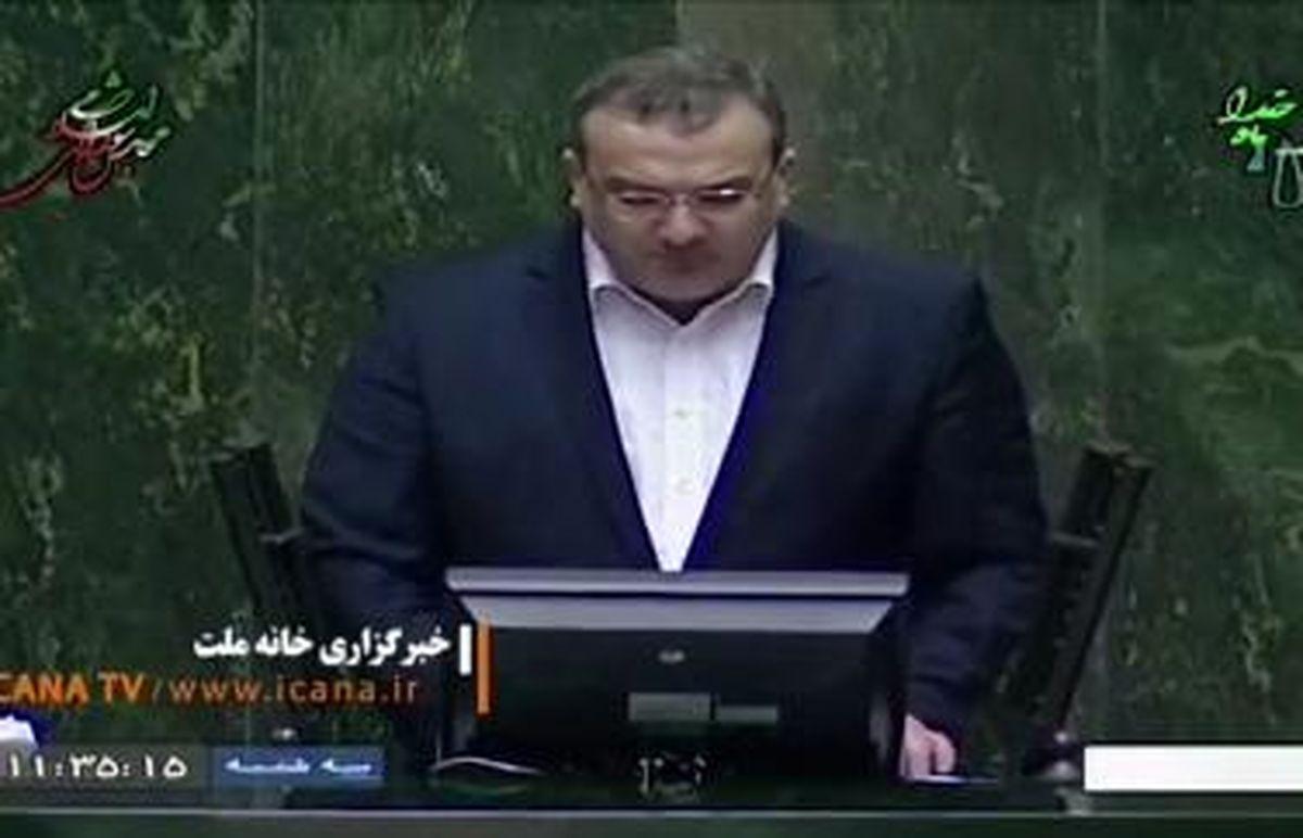 انتقاد تند نماینده اصلاحطلب مجلس از روحانی