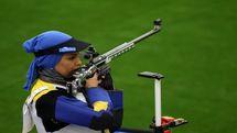 جایگاه ۳۲ نجمه خدمتی و ۷۷ الهه احمدی در رنکینگ جهانی تفنگ ۱۰ متر