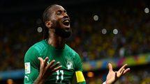 دروگبا از دنیای فوتبال خداحافظی کرد
