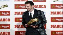 فوتبال جهان| پیشتازی مسی برای کسب ششمین کفش طلا