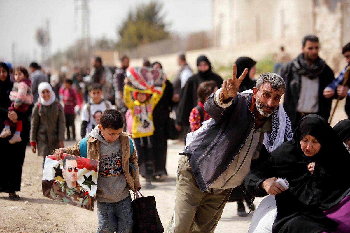 چه کسی مانع بازگشت آوارگان سوری از لبنان است؟