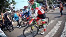 اولین بانوی محجبه دوچرخهسواری ایران و آسیا در اروپا، به لیگ هلند پیوست