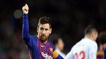 نظر مسی درباره ۴۰۰ گله شدن: من فقط برای پیروزی بارسا بازی می کنم