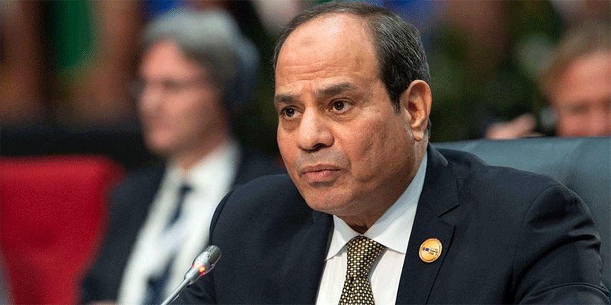 السیسی: نگران تظاهرات نیستیم