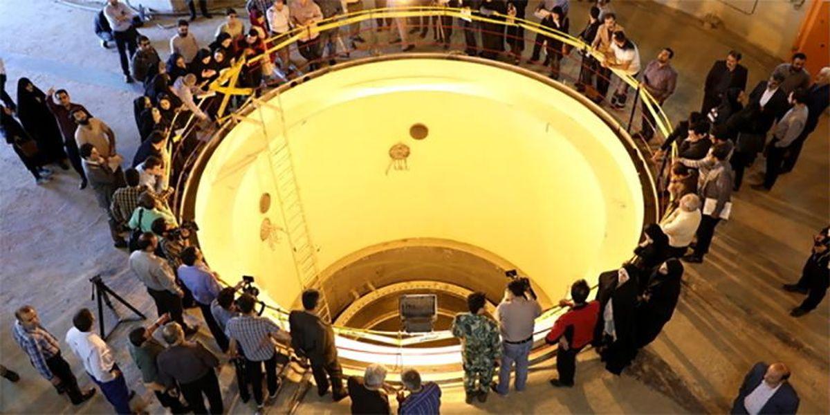 راهاندازی مدار ثانویه راکتور اراک تا دو هفته آینده