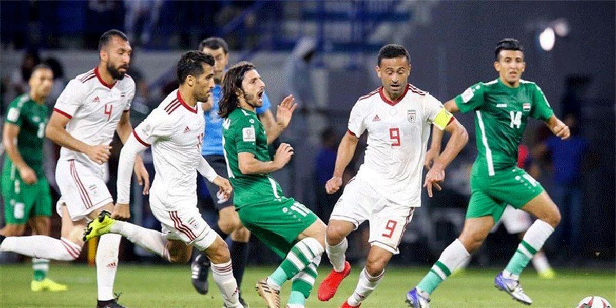 هشدار کنفدراسیون فوتبال آسیا به فدراسیون عراق