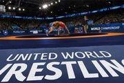 جام جهانی در کشتی ایران برگزار میشود