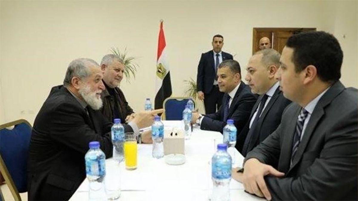 سران جهاد اسلامی و حماس در مصر