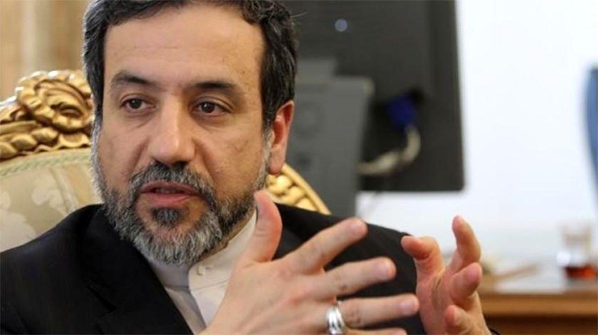عراقچی: در تلاشیم استراماچونی به ایران بازگردد