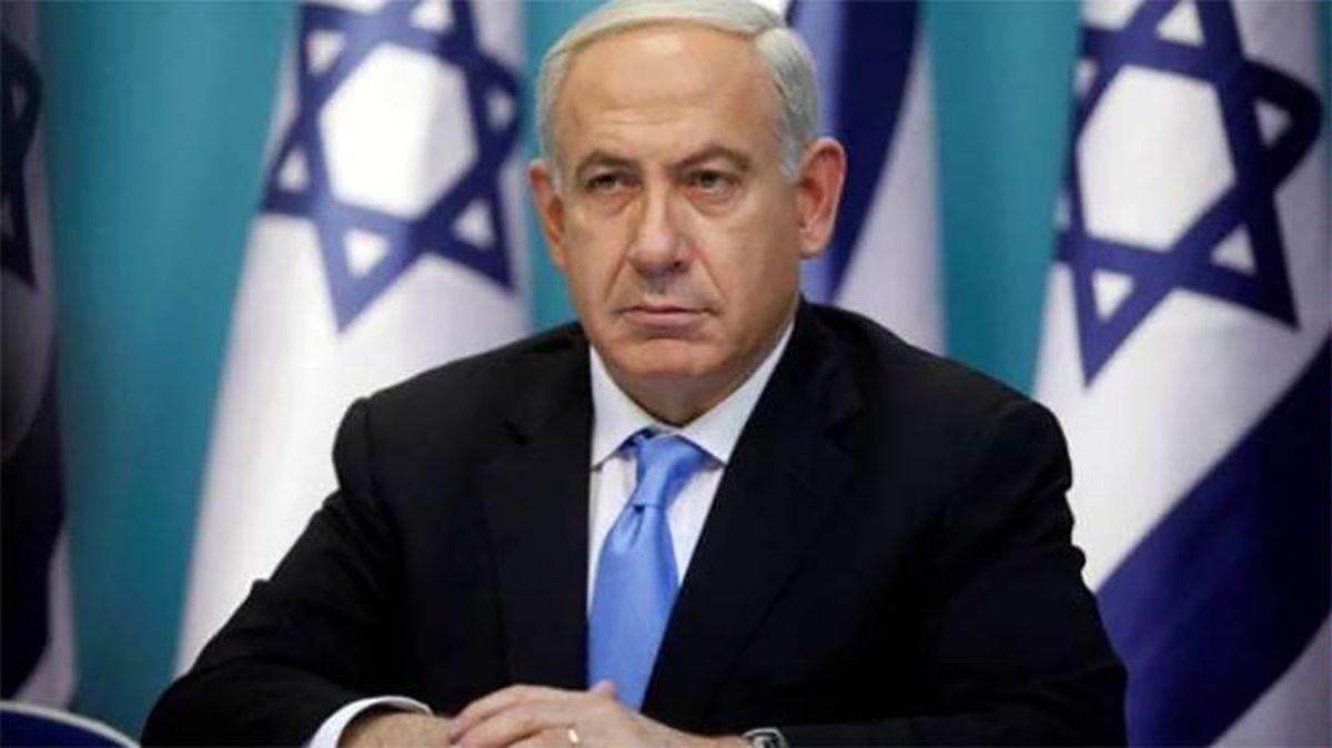 حمایت نتانیاهو از تجمع غیرقانونی در تهران
