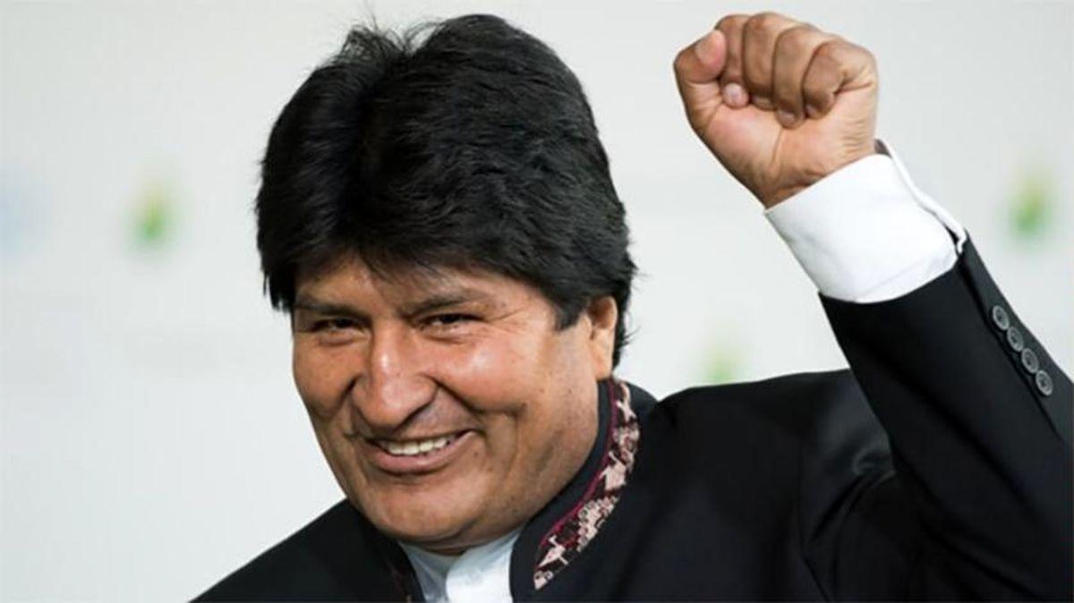 گزینه پیشنهادی مورالس برای انتخابات بولیوی معرفی شد