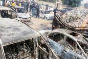شبه نظامیان در نیجریه ۳۰ مسافر را سوزاندند