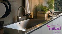 نکات مهم هنگام خرید اینترنتی تجهیزات آَشپزخانه از جمله سینک ظرفشویی، هود، فر و گاز