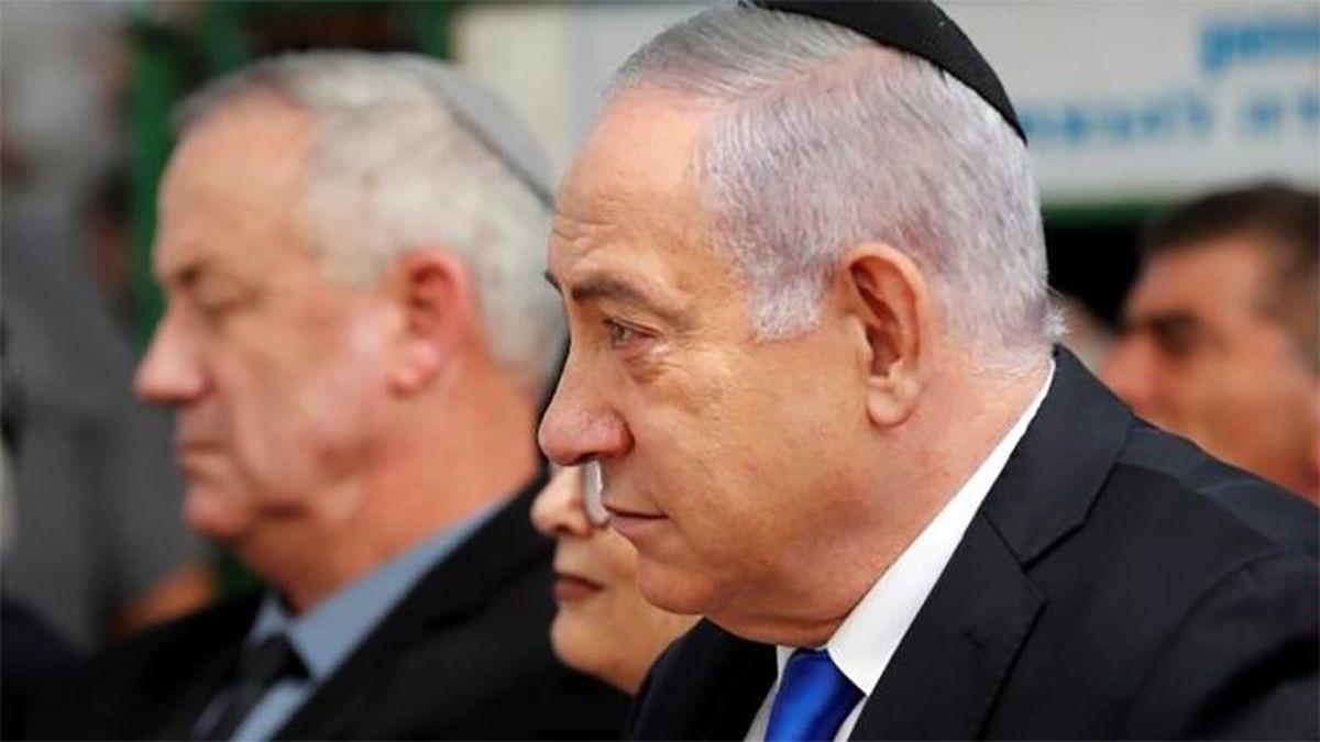 نتانیاهو و گانتس به دنبال تشکیل کابینه مشترک