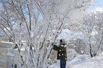 بارش برف و باران در کشور تداوم دارد