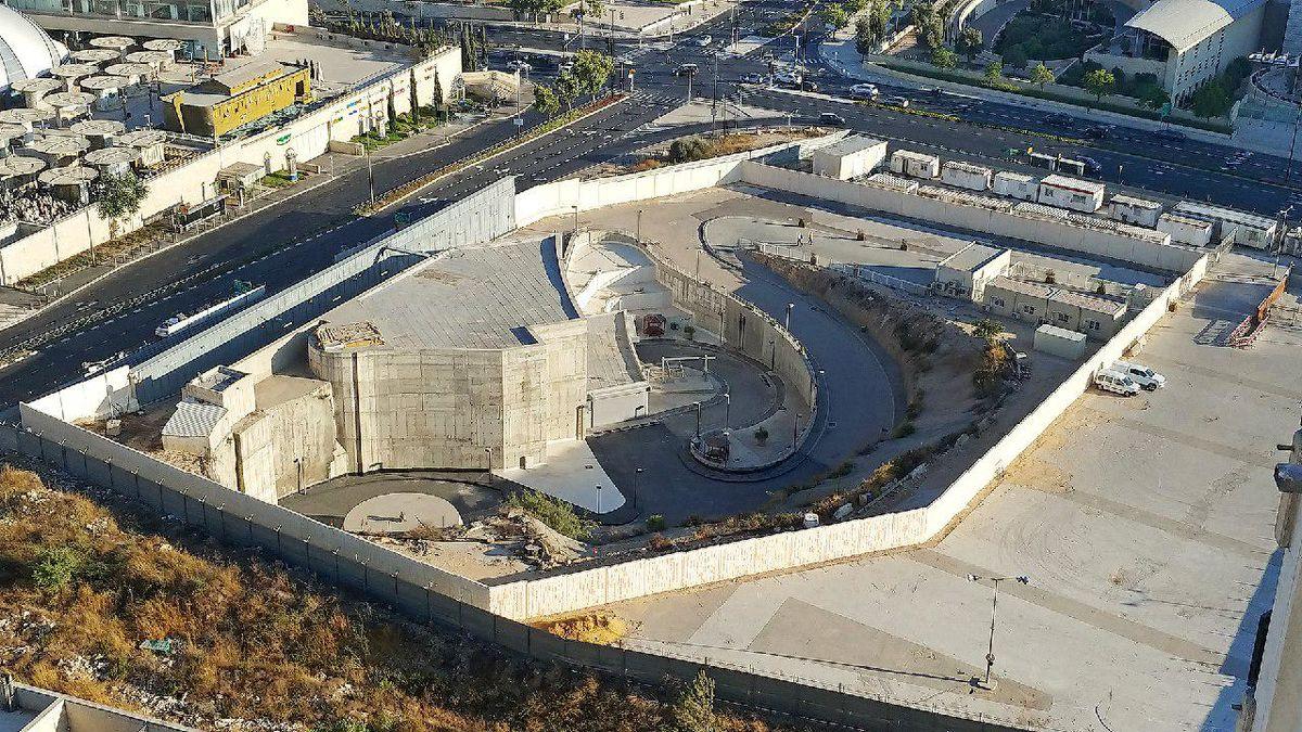 در مقر زیرزمینی اسرائیل برای کرونا چه خبر است؟