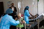 فرار مسلحانه از مرکز قرنطینه بیماران کرونایی در تعز یمن