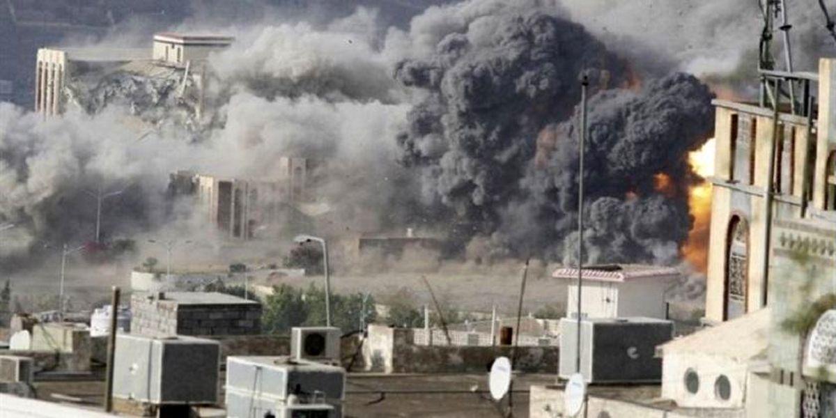 ۲۰ شهید و زخمی در پی حمله ائتلاف سعودی به یمن
