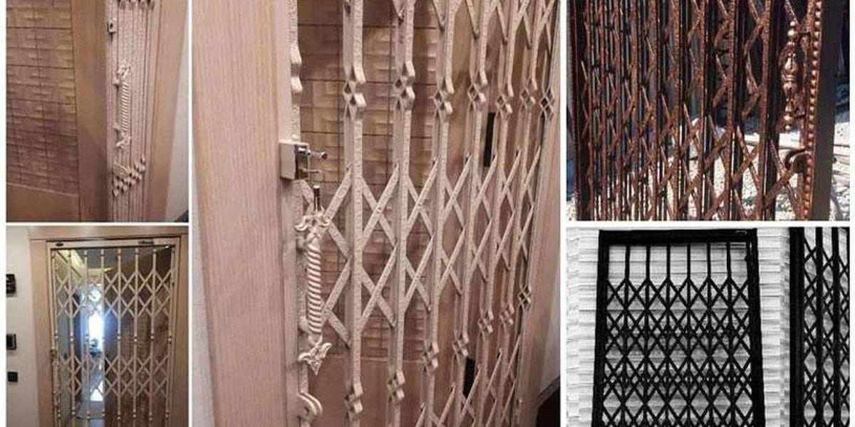 کدام حفاظ آهنی مهمترین عامل امنیت در ساختمان است