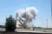 وقوع انفجار در مسیر زاهدان-خاش