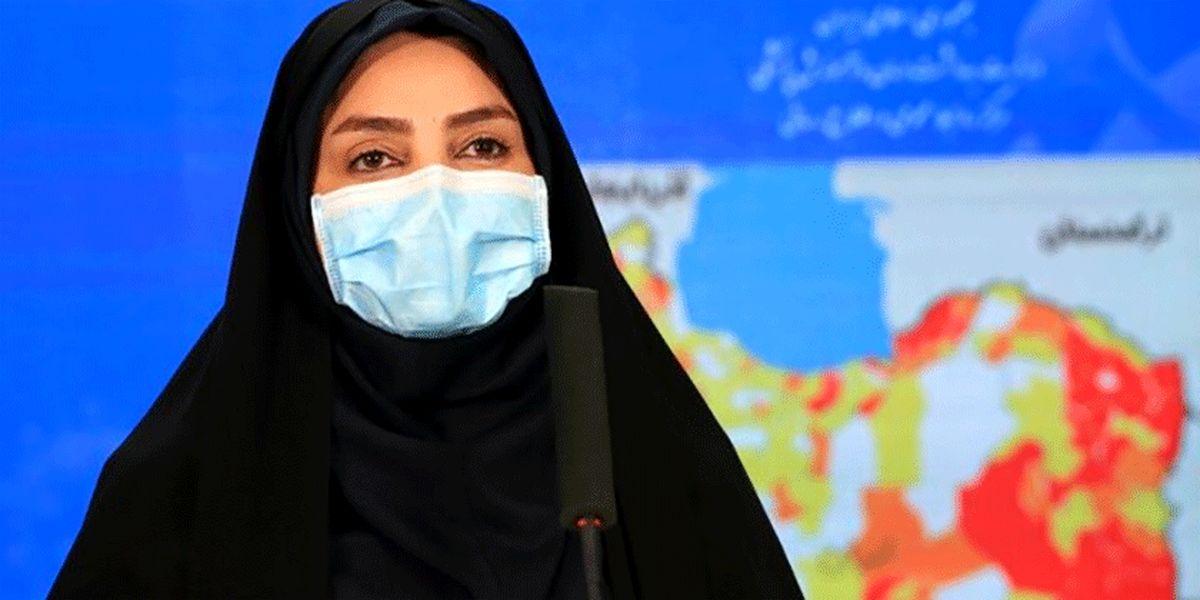 فوت ۲۱۷ بیمار کووید۱۹ در شبانه روز گذشته
